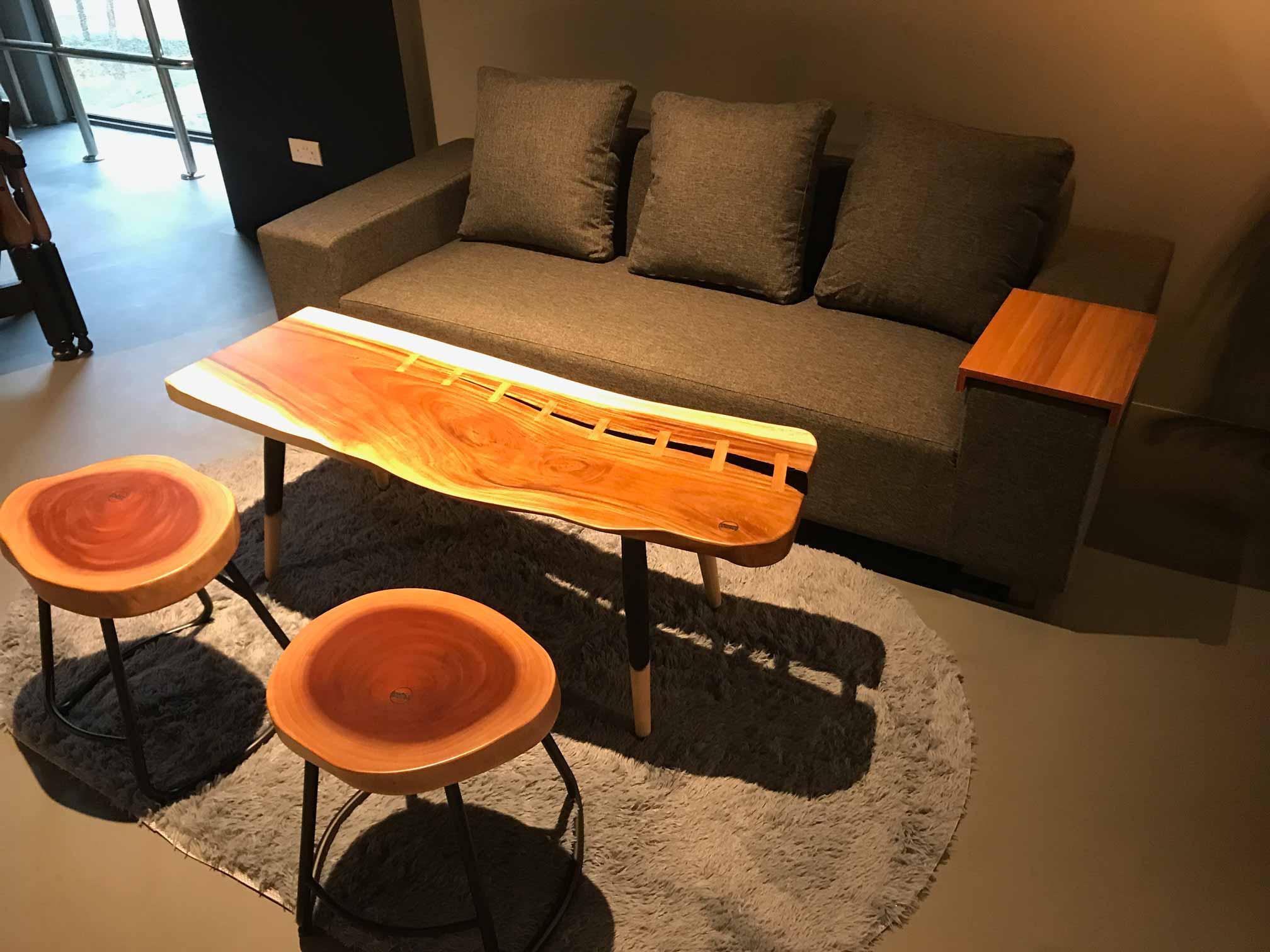 Suar Wood coffee table Singapore