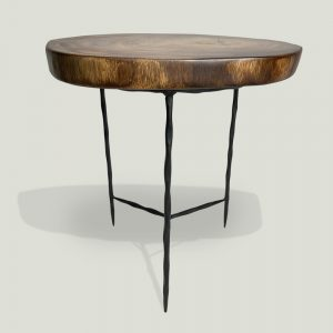 EVELYN south american walnut live edge coffee table