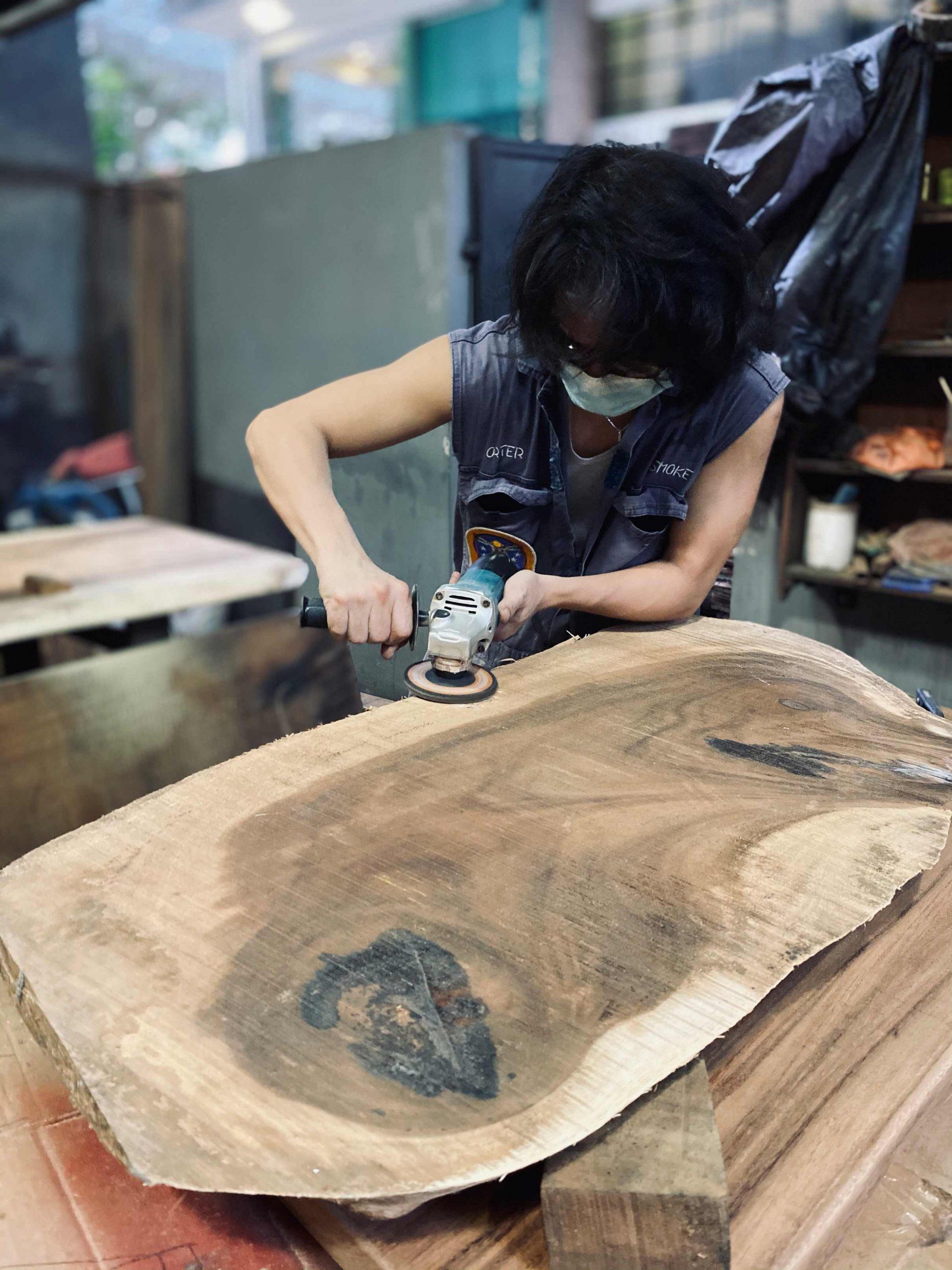 Handcrafted furniture Workshop