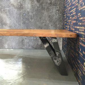 aviator Suar Wood dining table