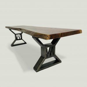Daigle wooden bench