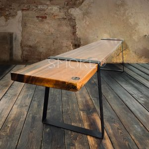 Robson wooden bench s