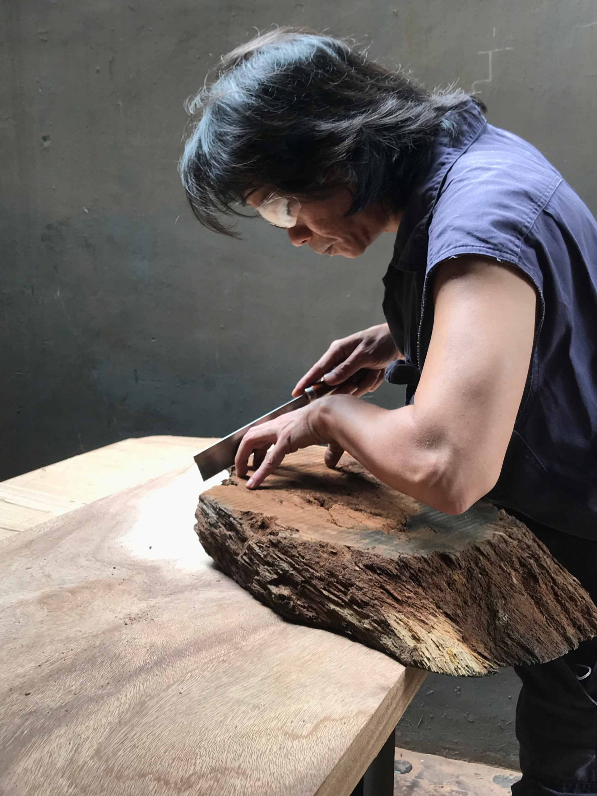 work in progress sustainable wood