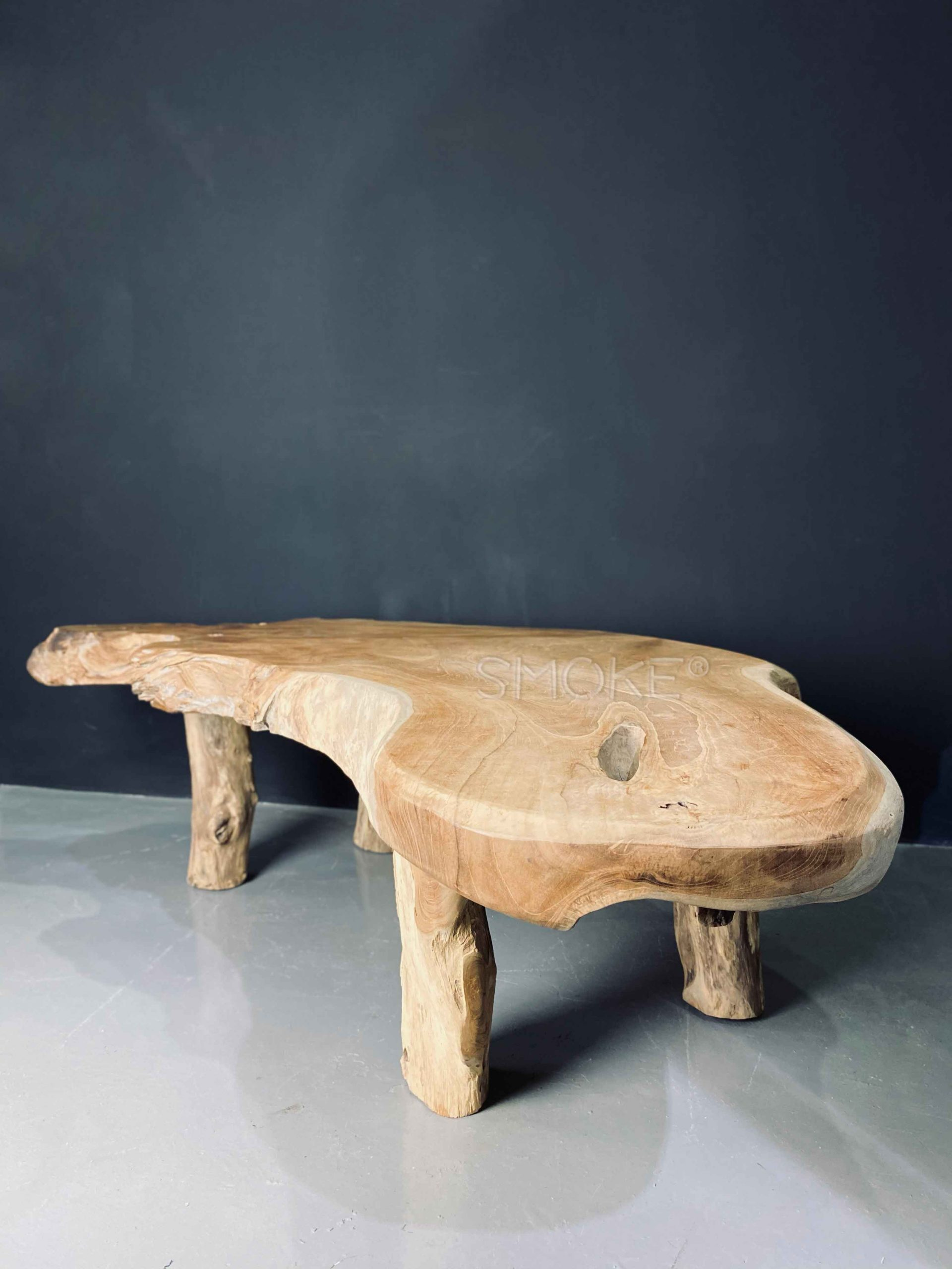 hagadere wooden coffee table
