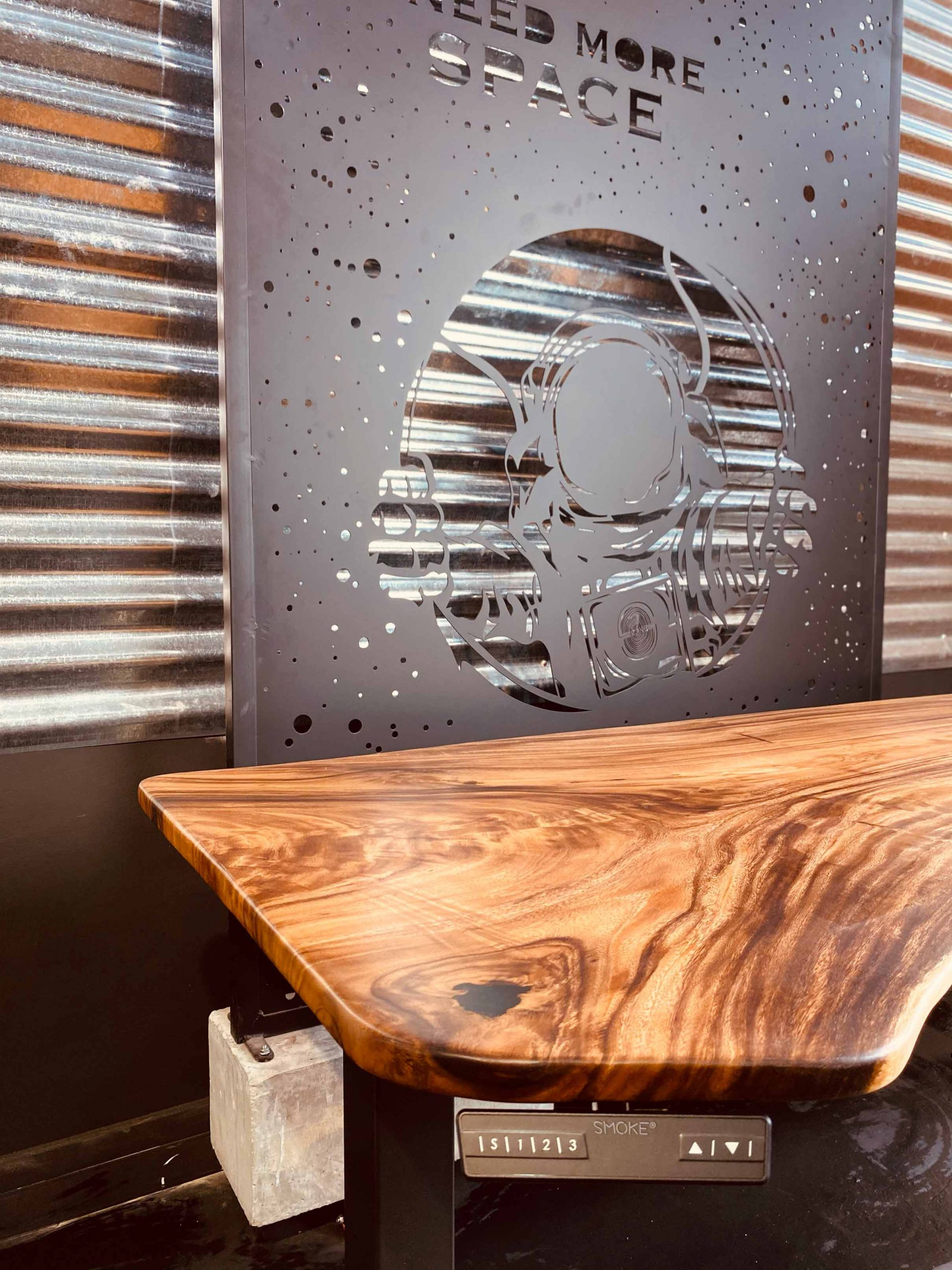 solid wood work desk singapore