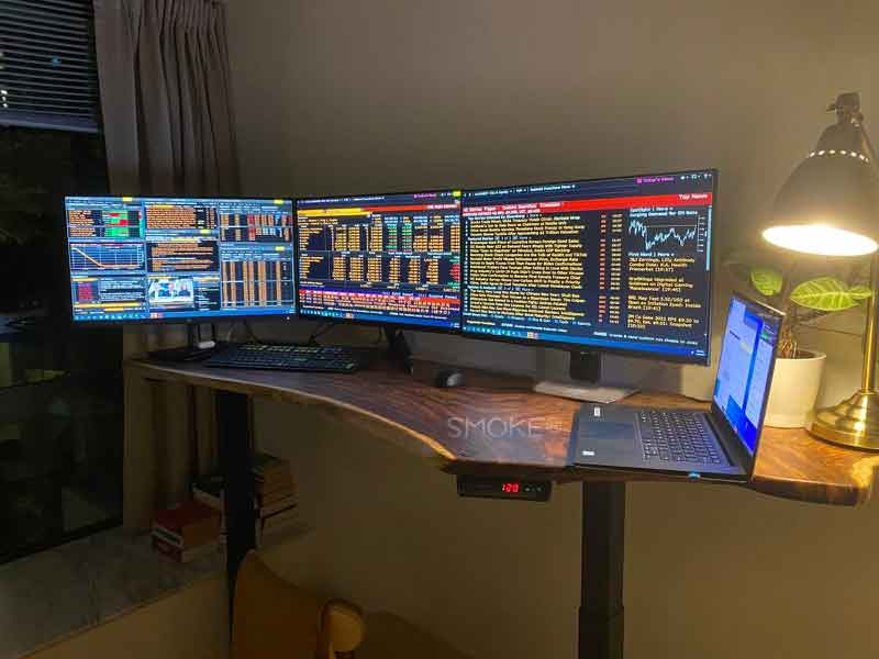 custom made work desk