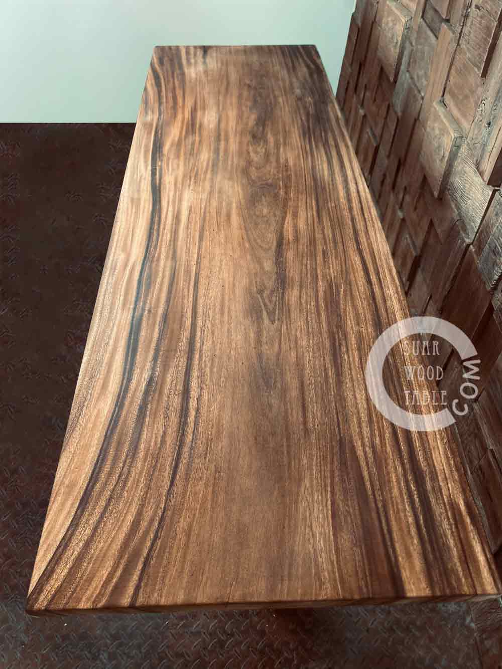 south american walnut wooden study table top