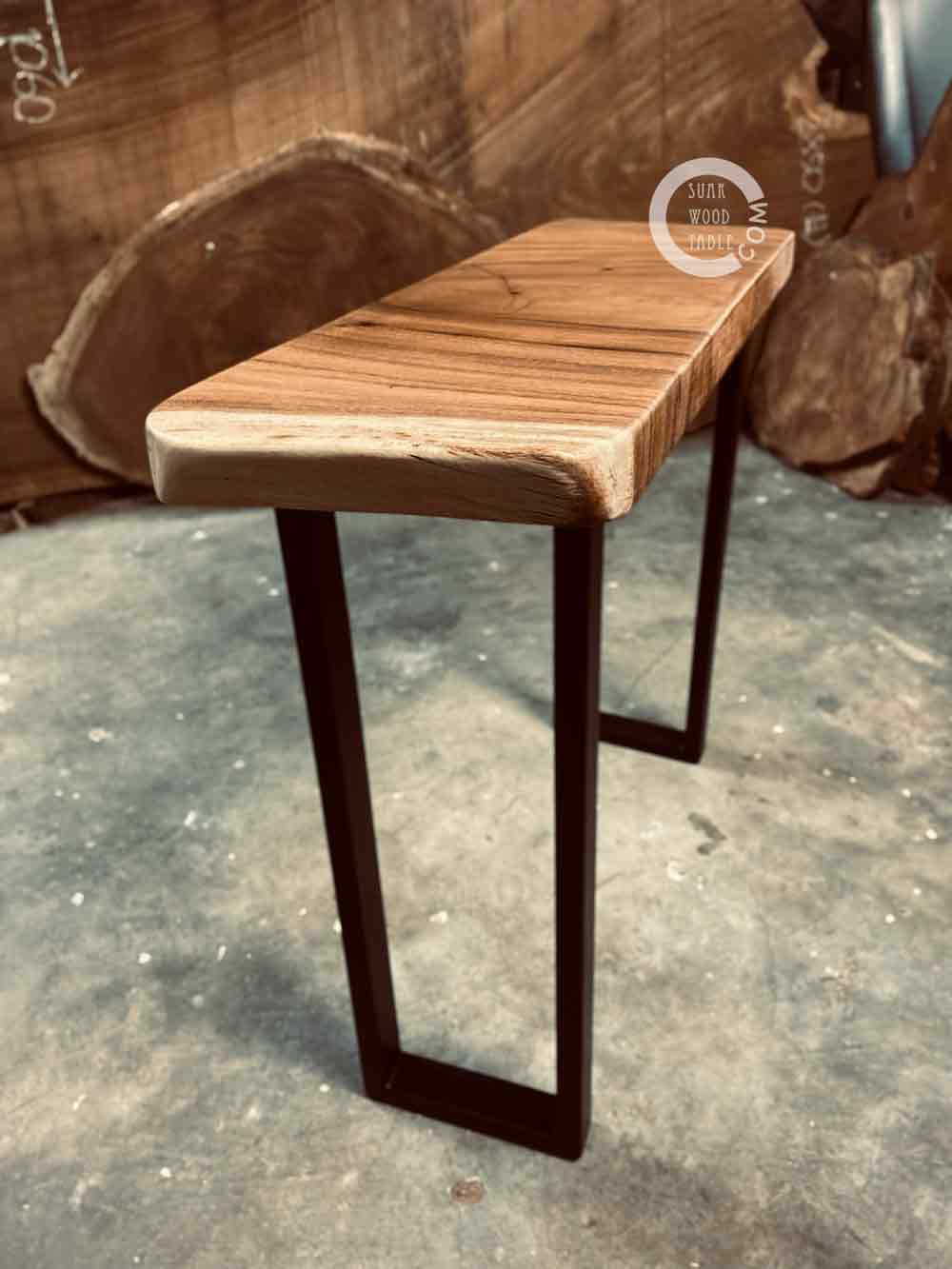 customise wooden side table singapore